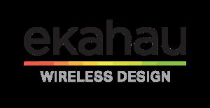 Ekahau logo black