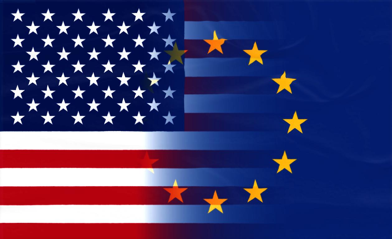 US EU flag Privacy Shield