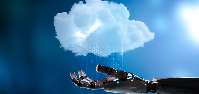 Artificial Intelligence in the cloud